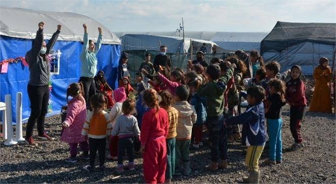 Büyükşehir'den Çocuklar İçin 'bir Tutam Mutluluk' Projesi