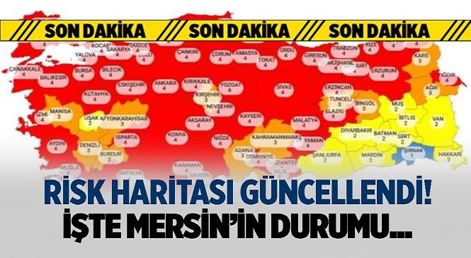 Kabine Toplantısı Sonrası Alınan Yeni Önlemleri Cumhurbaşkanı Erdoğan Açıkladı, İşte Mersin'de Son Durum