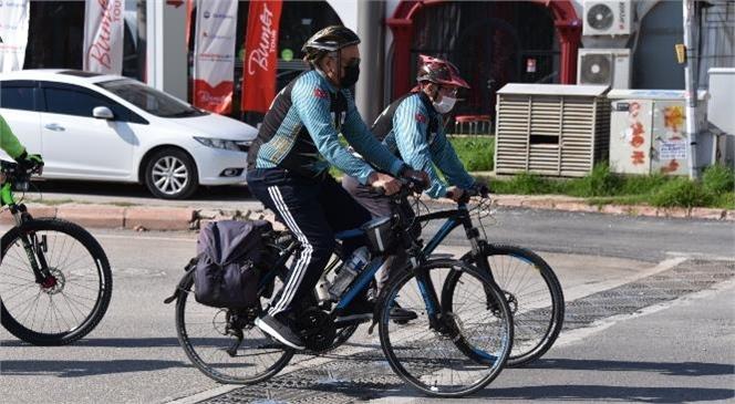 Üstyapı İyileştiriliyor, Pedallar Daha Keyifle Çevriliyor, Mersin'deki Bisiklet Tutkunları Daha Rahat Sürüşün Tadını Çıkarıyor