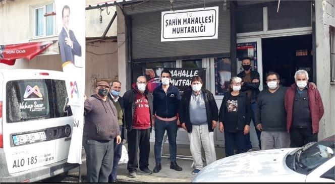 Büyükşehir'in Sosyal Hizmetleri, Toplumsal Dayanışmaya da Vesile Oluyor