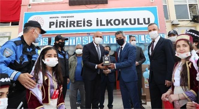 10 Nisan Polis Haftası Mersin'de Coşku İle Kutlanıyor