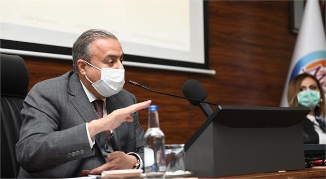 İl Koordinasyon Kurulu'nun '2021 Yılı Iı. Toplantısı' Vali Ali İhsan Su Başkanlığında Yapıldı
