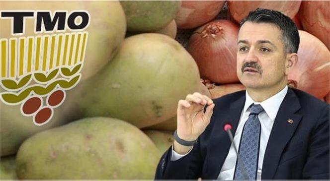 İhtiyaç Sahiplerine Ücretsiz Patates ve Soğan