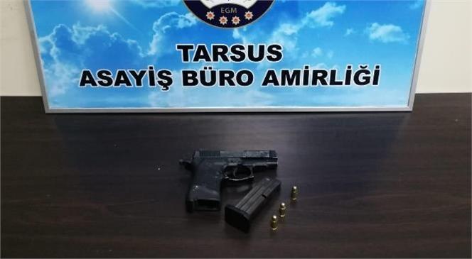 Tarsus'ta Gerçekleşen Silahla Yaralama Olayının Şüphelileri Yakalandı