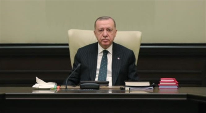 Kabine Toplantısının Ardından Cumhurbaşkanı Erdoğan Açıklamalarda Bulundu