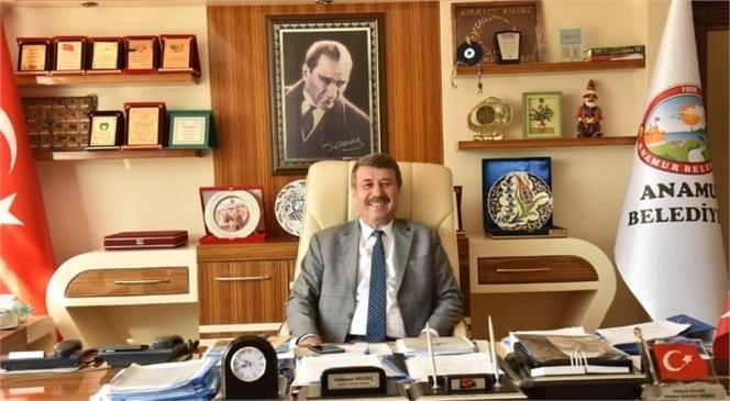 Başkan Hidayet Kılınç, Ramazan Ayı Dolayısıyla Tebrik Mesajı Yayımladı