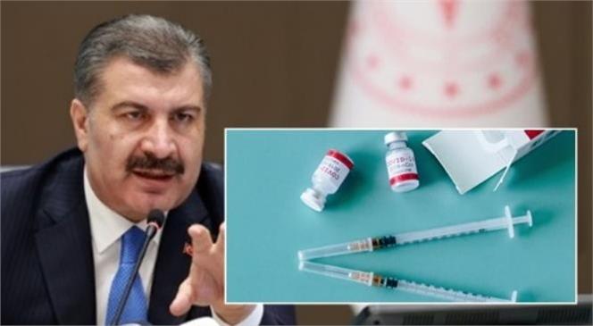Bakan Koca'dan Aşı Uyarısı