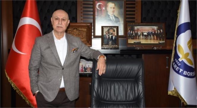 23 Nisan Ulusal Egemenlik ve Çocuk Bayramı ve Türkiye Büyük Millet Meclisi'nin 101. Yıldönümü Dolayısıyla Tarsus Tivaret Borsası Yönetim Kurulu Başkanı Murat Kaya Mesaj Yayımladı