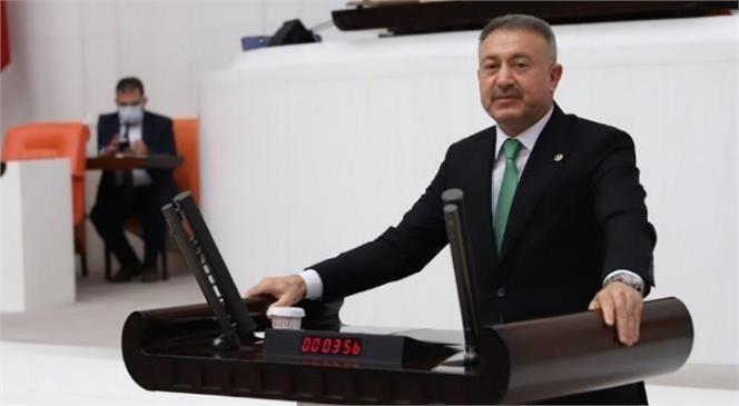 AK Parti Mersin Milletvekili Hacı Özkan 23 Nisan Ulusal Egemenlik ve Çocuk Bayramı Dolayısıyla Kutlama Mesajı Yayımladı