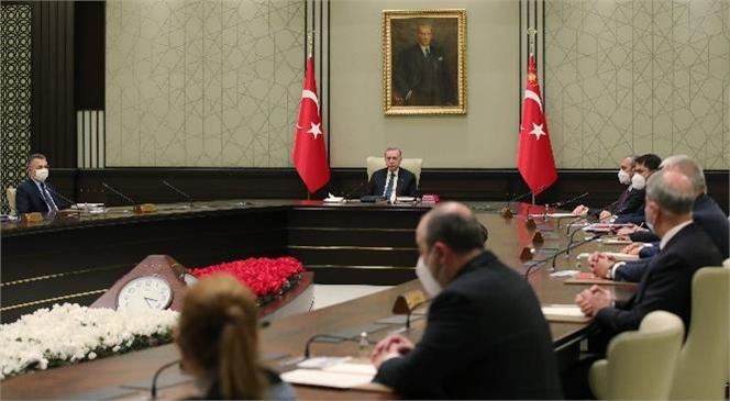 Kabine Toplantısında Yeni Kısıtlama Kararları Alınacak Mı?