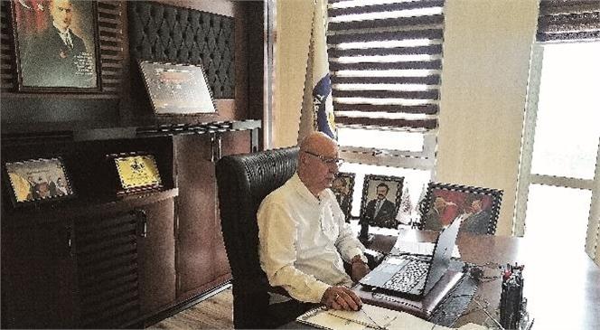 Türkiye Odalar ve Borsalar Birliği (TOBB) Başkanı M. Rifat Hisarcıklıoğlu'nun Başkanlığında Akdeniz Bölge Toplantısı Gerçekleşti