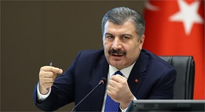 Sağlık Bakanı Fahrettin Koca Tam Kapanma Kararının Ardından Açıklamada Bulundu