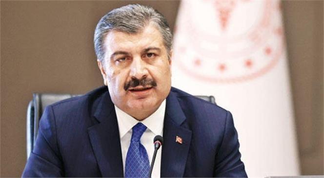 Sağlık Bakanı Fahrettin Koca Koronavirüs Bilim Kurulu Toplantısının Ardından Açıklamalarda Bulundu