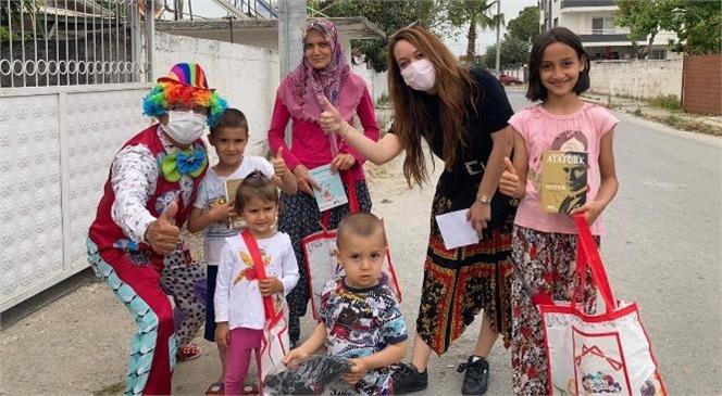 Büyükşehir Belediyesi'nden, Tarsus'ta Çocuklar İçin Eğlenceli Etkinlikler