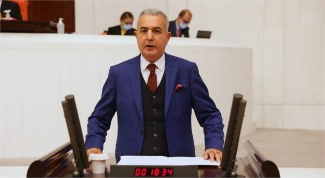 MHP Mersin Milletvekili Baki Şimşek, Anneler Günü'nü Kutladı