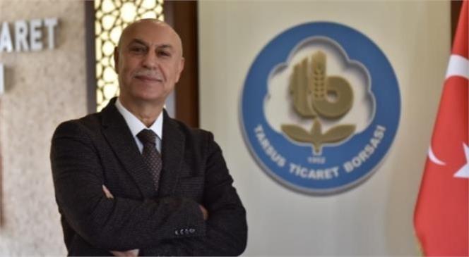 Tarsus Ticaret Borsası Başkanı Murat Kaya Anneler Gününün Kutladı