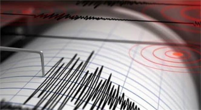 Merkez Üssü Mersin Toroslar Olan 2.9 Büyüklüğünde Deprem Meydana Geldi