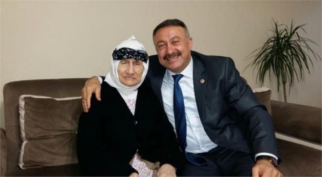 AK Parti Mersin Milletvekili Hacı Özkan, Anneler Günü'nü Kutladı