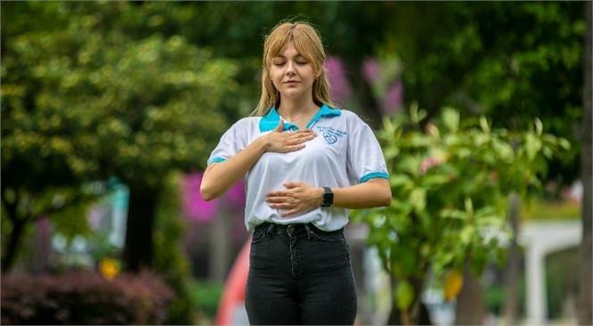 Büyükşehir, '10 Mayıs Dünya Sağlık İçin Hareket Et' Günü'nde Evde Yapılabilecek Fiziksel Aktiviteleri Anlattı
