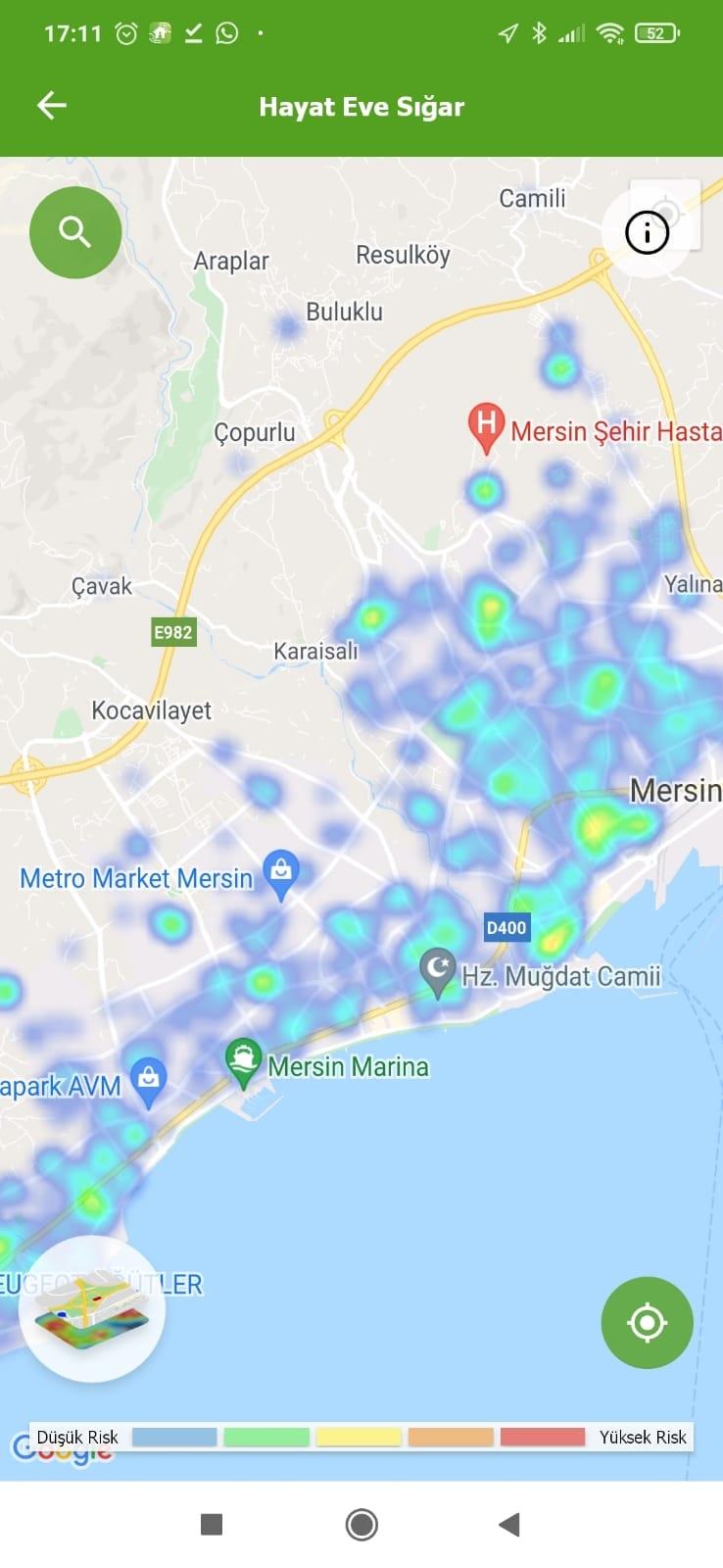 100 Bin Nüfusa Düşen Koronavirüs Vaka Sayısı Açıklandı, Mersin'de Büyük İlerleme Var
