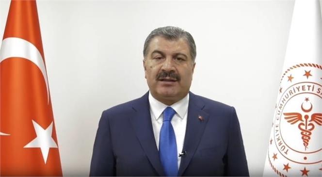 Sağlık Bakanı Fahrettin Koca Kısıtlamaların Kademeli Olarak Kalkacağı Günlere Yaklaşıldığını Söyledi