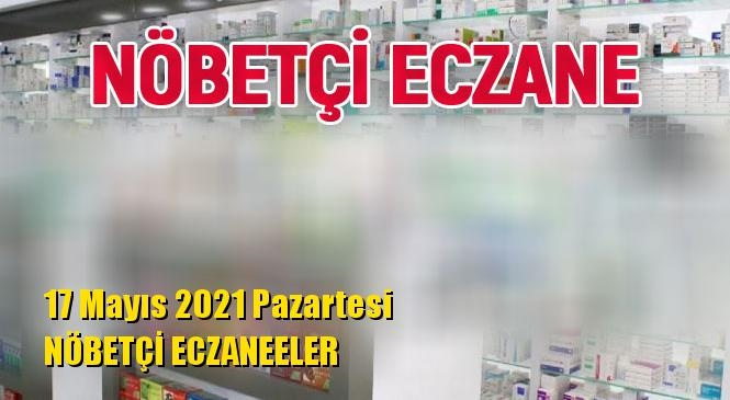 Mersin Nöbetçi Eczaneler 17 Mayıs 2021 Pazartesi
