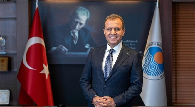 """Mersin Büyükşehir Belediye Başkanı Vahap Seçer, """"19 Mayıs Atatürk'ü Anma Gençlik ve Spor Bayramı"""" Dolayısıyla Bir Mesaj Yayınladı"""