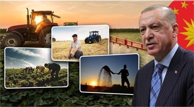 """Erdoğan """"Çiftçilerimizin Borçları Ertelenecek"""""""