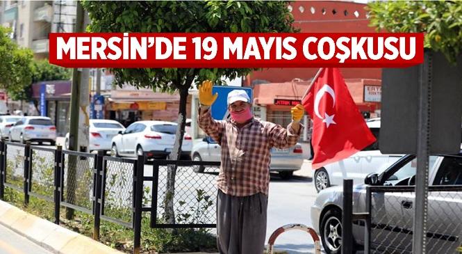 19 Mayıs'ın 102. Yıl Coşkusu, Mersin Büyükşehir Belediyesi'nin Gerçekleştirdiği Etkinliklerle Tüm Kente Yayıldı