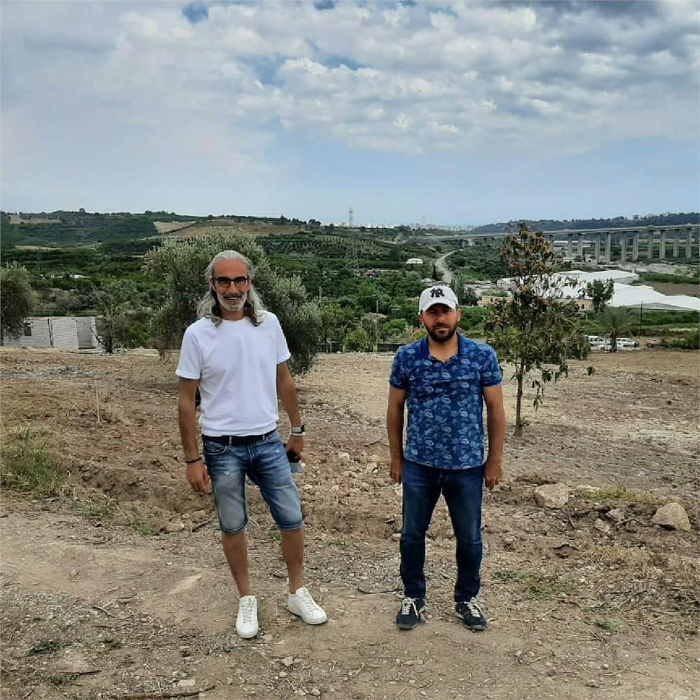 Toroslar ve Yenişehir İlçelerinde Kurulan Modern Avokado Bahçeleri Ziyaret Edildi