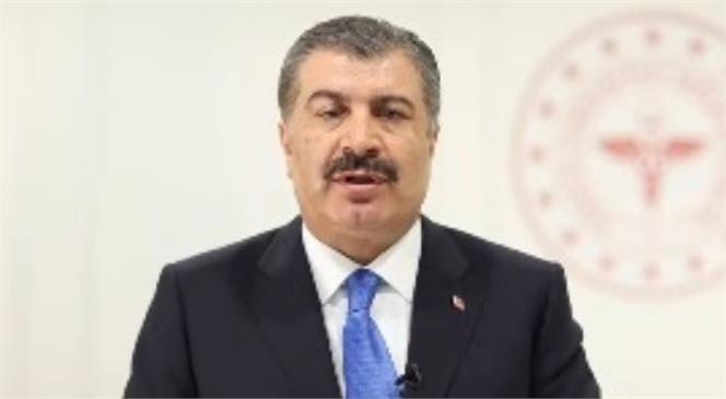 Sağlık Bakanı Fahrettin Koca Engelli Vatandaşların Aşılanmasına Başlandığını Duyurdu