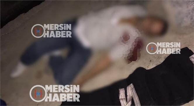 Mersin'in Tarsus İlçesinde Av Tüfeği İle Vurulan Şahıs Hayatını Kaybetti