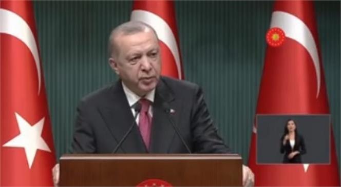 Erdoğan Haziran Ayına İlişkin Kademeli Normalleşme Takvimini Açıkladı