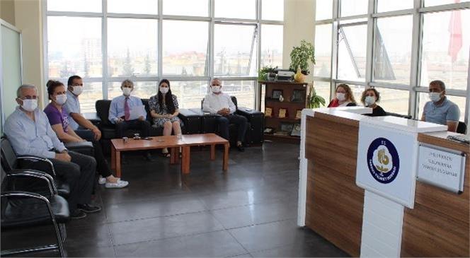 """Toplantıda Personellerin """"Öneri ve Talepleri"""" Alındı"""