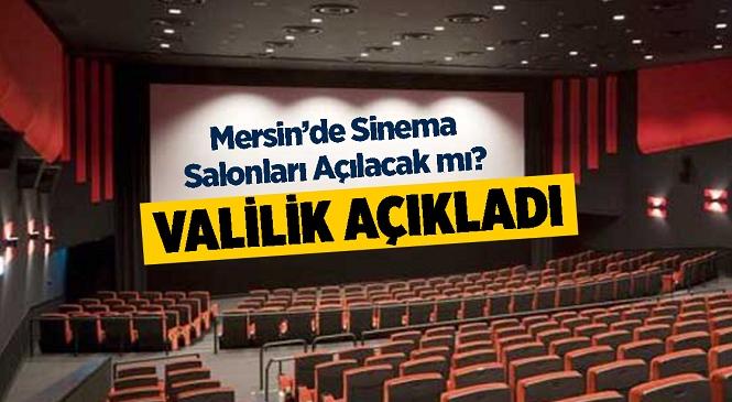 Sinema Salonlarının Açılış Tarihi 1 Temmuz 2021'e Ertelendi