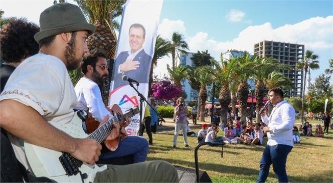Mersin Kültür Park'ın Ardından Konserler Atatürk Parkı'nda ve Tarsus'ta