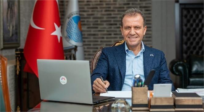 """Mersin Büyükşehir Belediye Başkanı Vahap Seçer, """"5 Haziran Dünya Çevre Günü"""" Dolayısıyla Bir Mesaj Yayımladı"""