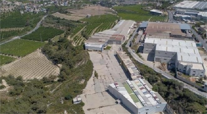 MESKİ'nin Satın Aldığı Tesis Lojistik ve Üretim Merkezi Olacak