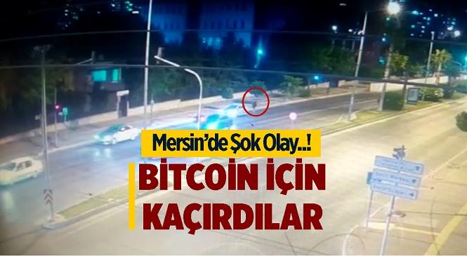 Mersin'de Bilgisayar Mühendisi Ş.Ö, Bitcoin Hesabındaki Para İçin Kaçırıldı! Paraları Almayı Başaramayan 4 Zanlı Polis Ekiplerince Yakalandı