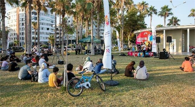Mersin Büyükşehir'den Yks'ye Girenlere Konser Sürprizi