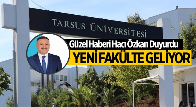 Resmi Gazete'de Yayımlandı! Tarsus Üniversitesi'ne Yabancı Diller Yüksekokulu Kuruluyor