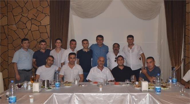 Tarsus 2 Nolu Kapalı Ceza İnfaz Kurumu Müdürüne Veda Töreni Düzenlendi.