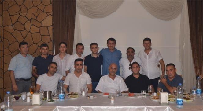 Mersin'in Tarsus İlçesi Tarsus 2 Nolu Kapalı Ceza İnfaz Kurumu Müdürü Muzaffer Önay'a Veda Töreni düzenlendi.