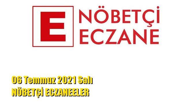 Mersin Nöbetçi Eczaneler 06 Temmuz 2021 Salı
