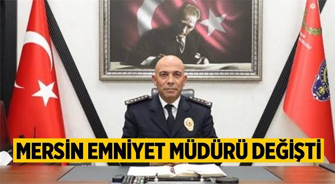 Mersin İl Emniyet Müdürü Mehmet Şahne, İzmir Emniyet Müdürlüğüne Atandı! Yeni Müdür Mehmet Aslan Oldu