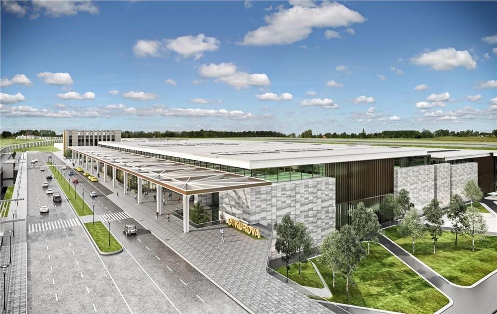 Mersin Tarsus'ta Yapımı Devam Eden Havalimanı Çukurova Havalimanı Hem Doğa Hem Çevre Dostu Olacak