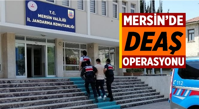 DEAŞ'a Yönelik Düzenlenen Operasyonda Mesin'de 3 Kişi Gözaltına Alındı