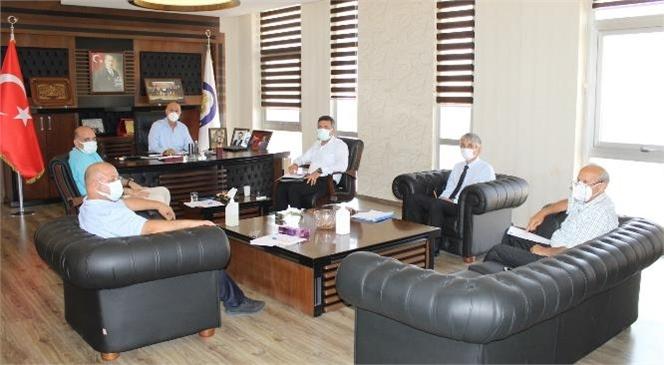 Başkan Murat Kaya, Olağan Gündem Maddelerinin Görüşüldüğü Toplantı Sonrası, Geçen Hafta Ankarada Gerçekleşen TOBB Müşterek Konsey Toplantısı Hakkında İzlenimlerini Aktardı