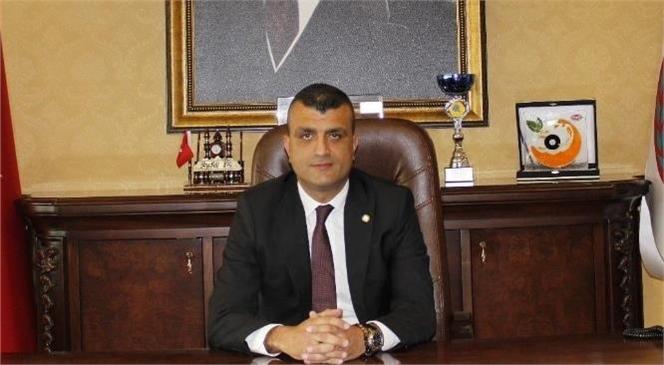 Mersin Barosu Yeni Başkanı Oy Çokluğu İle Av. Gazi Özdemir Oldu