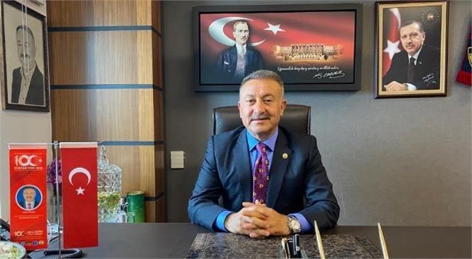 AK Parti Mersin Milletvekili Hacı Özkan 15 Temmuz Demokrasi ve Milli Birlik Günü Dolayısıyla Mesaj Yayımladı